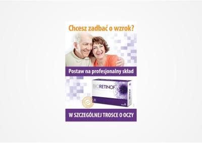 Plakaty Bioretinof