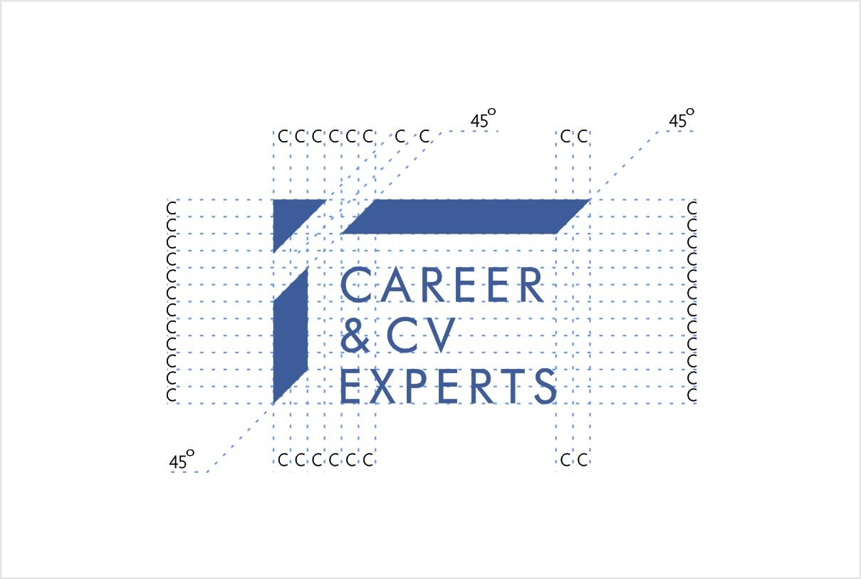 Identyfikacja wizualna Career & Cv Experts