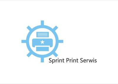 Logo Sprint Print Serwis