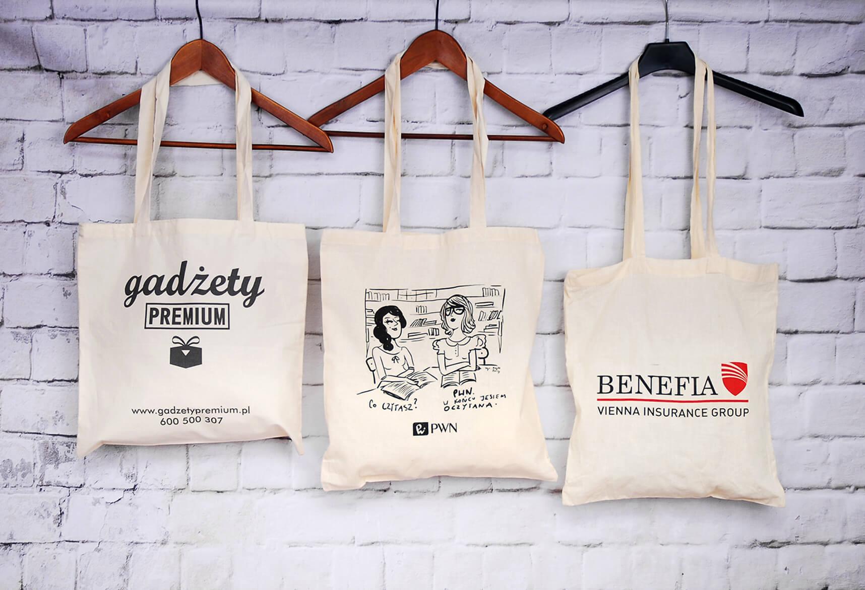 torby ekologiczne z nadrukiem